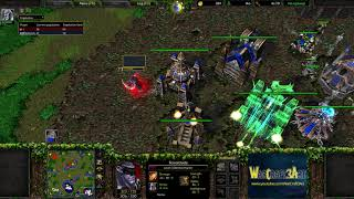 Infi(UD) vs Colorful(NE) - Warcraft 3: Reforged (Classic) - RN4394