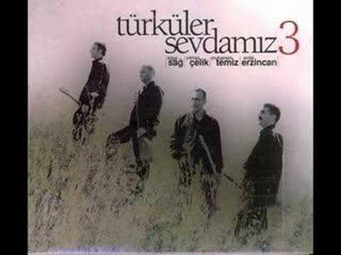 Türküler Sevdamız-3 ERDAL ERZİNCAN - HAL BÖYLE BÖYLE(UH)