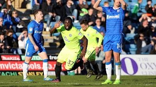 HIGHLIGHTS | Gillingham vs Peterborough United