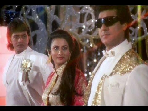 Kasam Se Rang Main Mehfil Ka Full Song | Hisaab Khoon Ka | Mithun, Raj Babbar, Poonam Dhillon