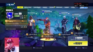FORTNITE LIVE PS4 DUBS WITH SUBS