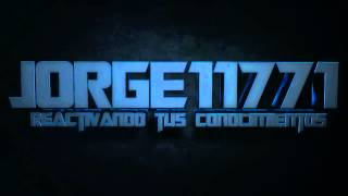 New Intro - Jorge11171 - Design By RACA