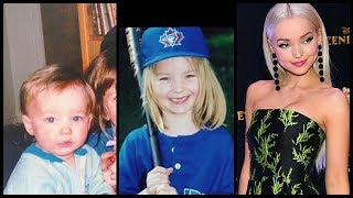 Dove Cameron From Baby To Adult