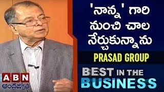 Best In The Business with Prasad Group Chairman Akkineni Ramesh Prasad | Full Episode