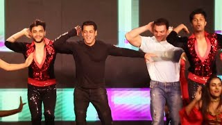 download lagu Salman Khan And Sohail Khan Live Naach Meri Jaan gratis