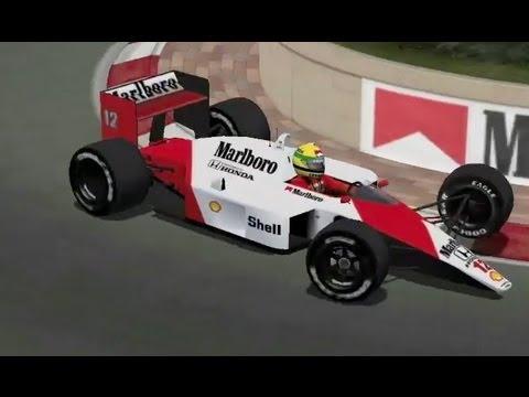 Monaco Grand Prix 1988 Monaco Grand Prix 1988