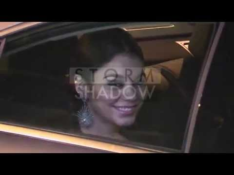 Vanessa Hudgens at the premiere of Gimme Shelter in Paris