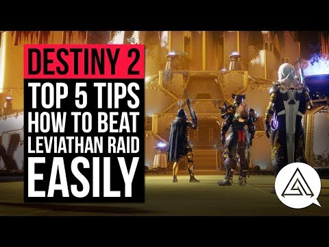 DESTINY 2 | How to Beat the Leviathan Raid Easily with 5 Top Tips