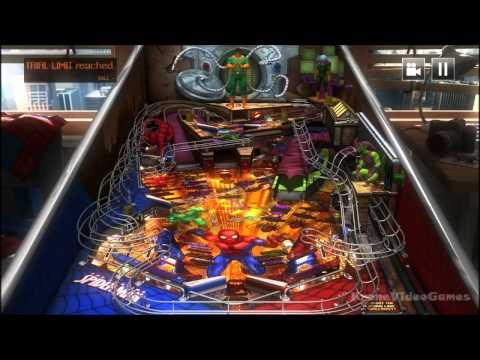 Pinball FX2 Gameplay PC HD