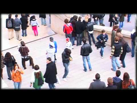 World biggest Freeze Flash Mob in Paris OFFICIAL VIDEO Long Edit