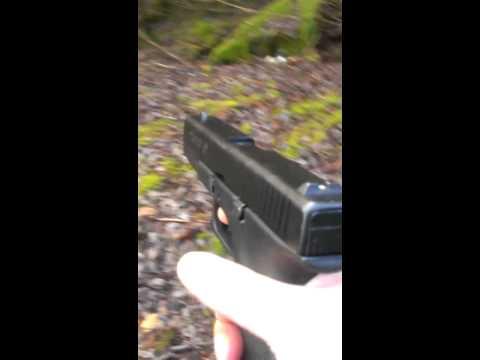 Shooting Glock And Ekol Ppk