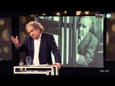 Ricardo Piglia analiza vida y obra de Jorge Luis Borges