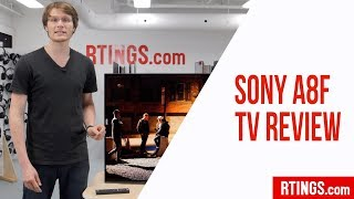 Sony A8F 2018 TV Review - RTINGS.com