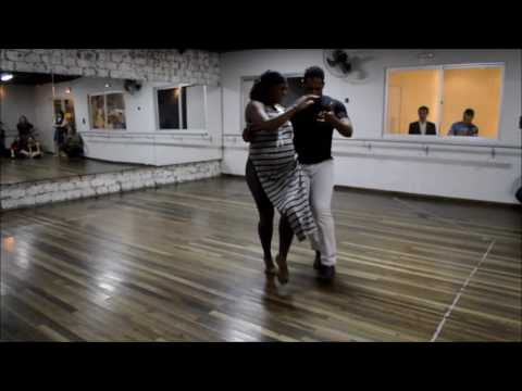 I Salão Social - Jemerson Batista e Andréia Zaida - Samba