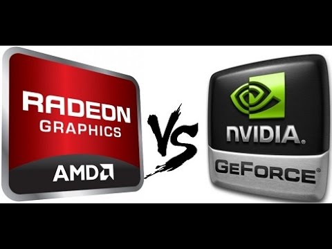 ¿Que tarjeta de video comprar Nvidia o AMD?