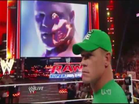 WWE Raw Review 4/2/12 Brock Lesnar Returns - Lord Tensai Debuts