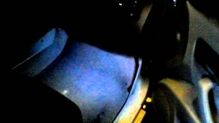 Подсветка ног своими руками шевроле лачетти