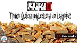 GAMEPLAY | Red Dead Redemption 2 | Truco Glitch Duplicacion de Lingotes