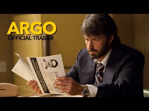 Argo Official Trailer: Ben Affleck, Bryan Cranston, John Goodman