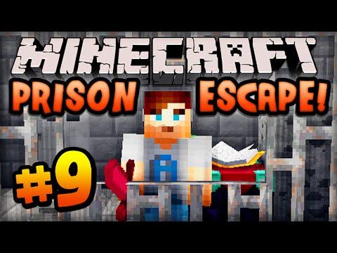 Minecraft PRISON ESCAPE Episode #9 w Ali A FIRE ASPECT