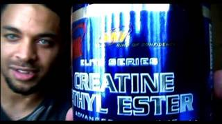 We Are Now Trying Some Creatine Ethyl Esther