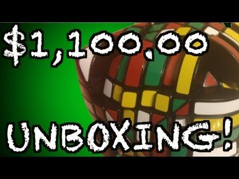 Octaphobic & Hexaminx Unboxing
