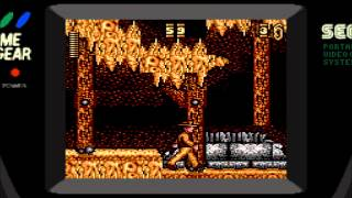 (Game Gear) Indiana Jones & The Last Crusade - Stage 1
