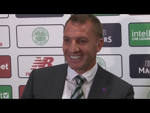 Celtic 3-0 Lincoln Red Imps - Brendan Rodgers Press Conference