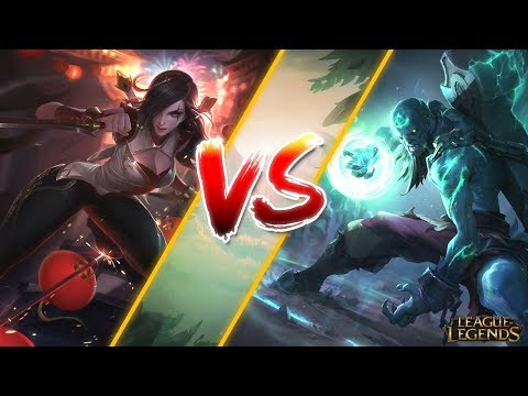 Katarina Mid VS Ryze | S8 Season 8 | High Elo Summoners Rift 5v5 Ranked Gameplay