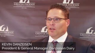 Danzeisen Dairy, 2016 IMPACT Business of the Year (fewer than 250 employees)