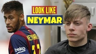 Neymar 2018 Hairstyle & Haircut Tutorial | Best Mens Hair