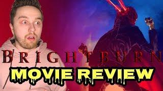 BRIGHTBURN (2019) Movie Review | Superman Horror Movie