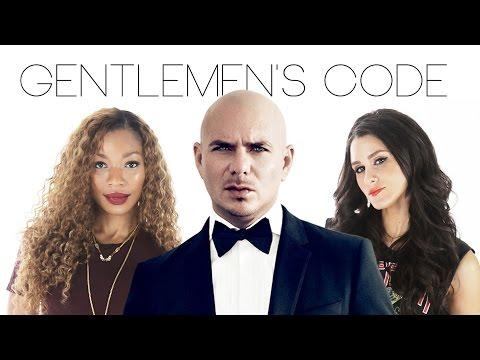 Pitbull's Gentlemen's Code: STYLE - Ep 2 (Ft. Brittany Furlan & Simone Shepherd)