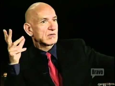 Inside the Actors Studio: Ben Kingsley on actors as hunters.