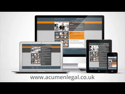 Introducing the Acumen Legal seminar package