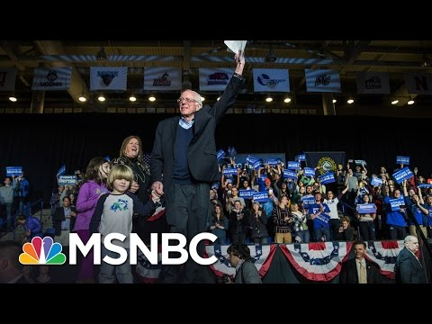 Bernie Sanders New Hampshire Win Carried Several Key Groups | MSNBC