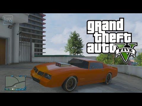 GTA 5 Online: Rare Cars -