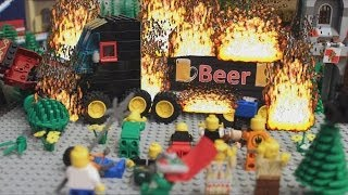 Lego Beer Disaster!