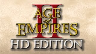 Age Of Empires II HD - Genghis Khan Compaign Pt.1