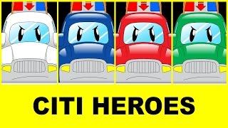 """Cartoons Trailer @""""Citi Heroes"""""""