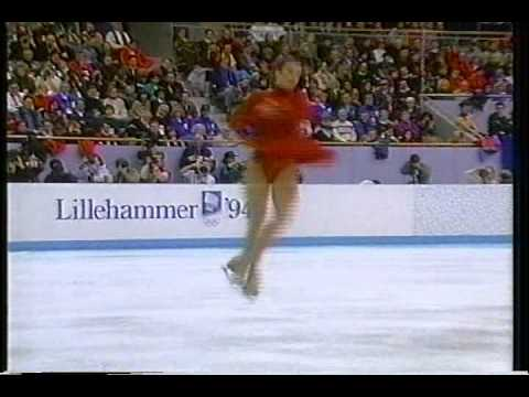 Katarina Witt (GER) - 1994 Lillehammer, Figure Skating, Ladies' Free Skate