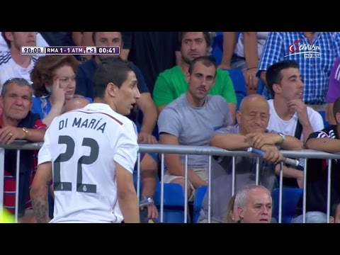 Angel di Maria vs Atletico Madrid (H) 14-15 HD 720p by Silvan
