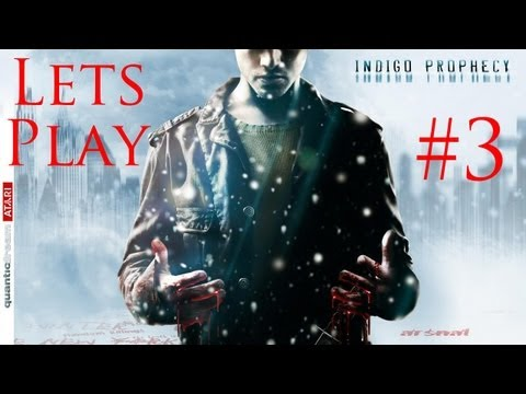 Indigo Prophecy - Ep.3 - Peeing In Front Of Girls video