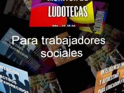 Formacion y Capacitacion: cursos trabajo social, animacion sociocultural