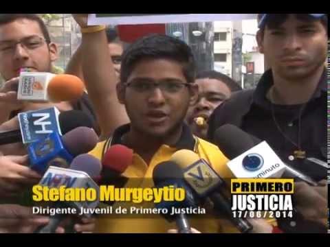 Primero Justicia le sacó #TarjetaROJA a Maduro y sus enchufados