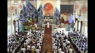 Lễ Thánh Gia Tại Giáo Xứ Ba Giồng