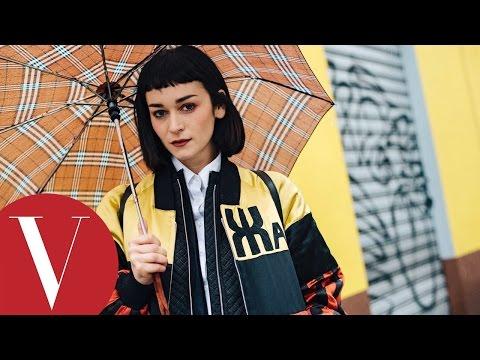 A編時尚小筆記2016AW時裝周街拍趨勢