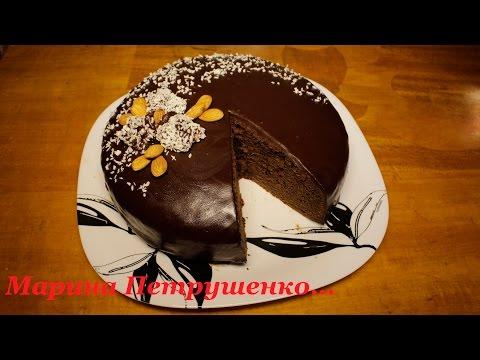 Бисквитные шоколадные тортыы в мультиварке