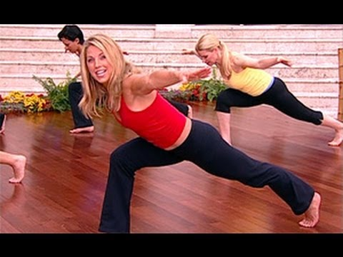 Denise Austin: Total Body Pilates Challenge