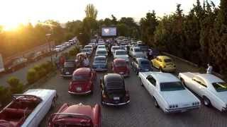 ARABALI SİNEMA(DRIVE-IN MOVIE) -İKOD